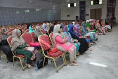 Women Digital League (WDL) graduation ceremony of two consecutive trainings August 19, 2016
