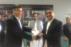 Workers Welfare Board KPK visited to distribute pending cheques among students amounting Rs 52 Million April 12, 2019