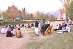 Workshop on' Moral and Ethical Responsibilities (NGO's) Organized by Community World Service Asia' in Collaboration with CUI Abbottabad November 23-25, 2017